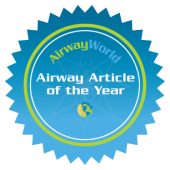AirwayWorld Airway Article of the Year
