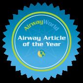 AirwayWorld Airway Article of the Year